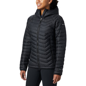 Columbia Powder Lite Capuchon Jas Dames, black
